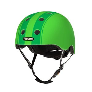 Melon Decent Double Urban Active Bicycle Helmets For Kids: