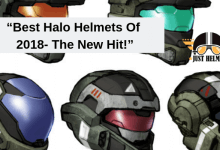 """Best Halo Helmets Of 2018- The New Hit!"""