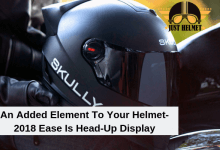 Best Motorcycle Helmet Heads-up Display