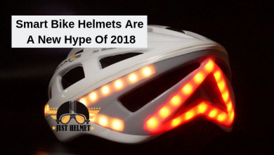 Smart Bike Helmets Are A New Hype Of 2018