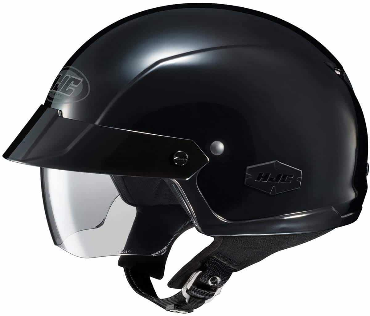 HJC Solid IS-Cruiser Half Shell Motorcycle Helmet