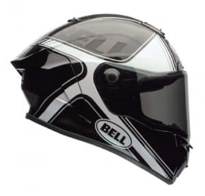 Bell Race Star Full Face Motorcycle Helmet: