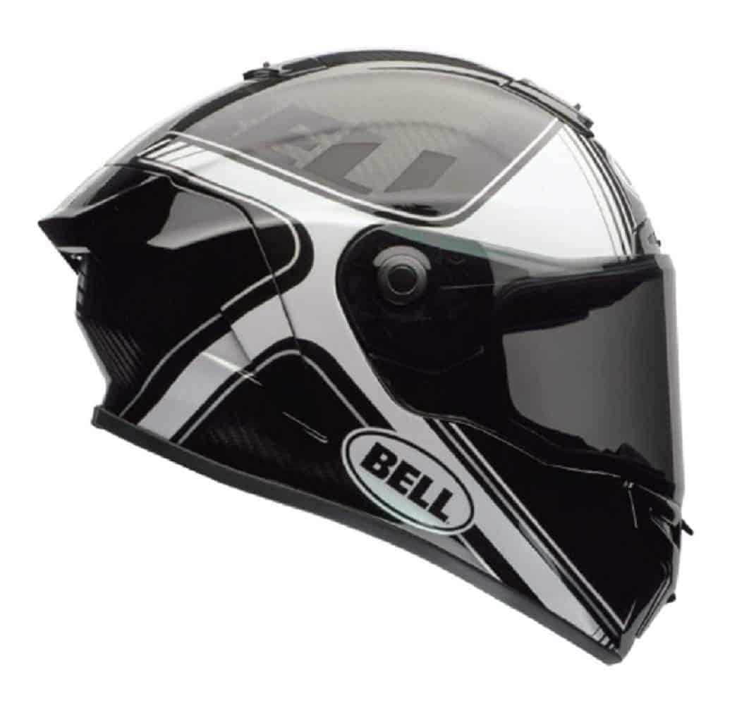 Bell Race Star Full Face Motorcycle Helmet