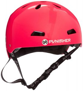 Punisher Skateboards Pro Series 13-Vent Dual Safety Certified