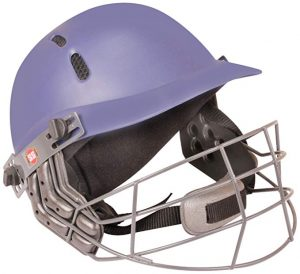 SS Elite Cricket Helmet: