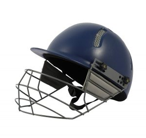 HRS Adjustable Cricket Steel Visor Helmet: