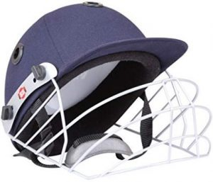 SS Cricket Prince Helmet' Navy Blue Color